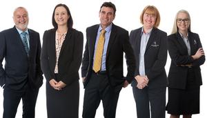 Rees R & Sydney Jones Litigation Team