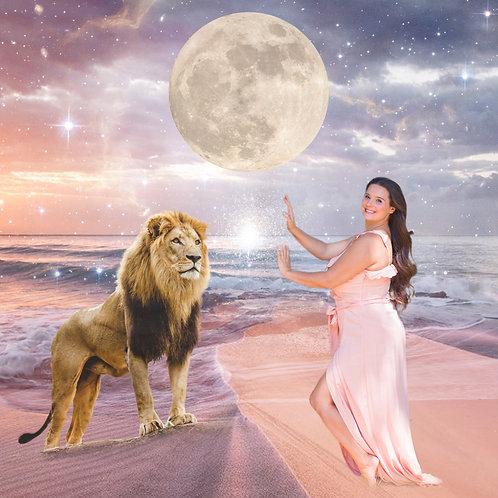 Leo Full Moon Ritual