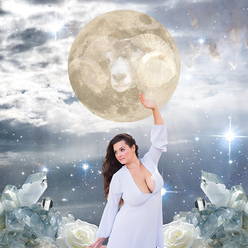 Aries Full Moon Ritual