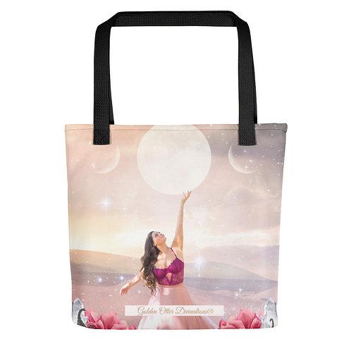 Lunar Goddess Fashion Tote Bag
