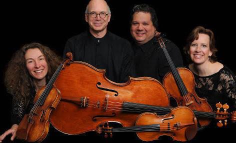 20. 2 Tickets Duponte String Quartet