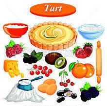 29. Fruit Tart- baked to order