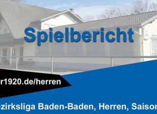 FC Rheingold Lichtenau – TC Fatihspor Baden-Baden 2:1 (1:1)