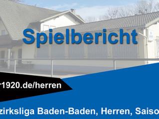 FV Rotenfels - FC Rheingold Lichtenau 2:1 (0:1)