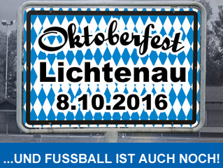 Oktoberfest, Samstag 08.10.2016