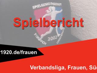 SG Vimbuch-Lichtenau – FC Wittlingen 6:1 (3:1)