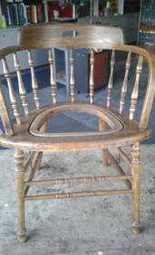 captains chair before