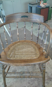captains chair after