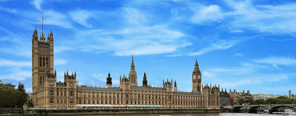 UK Parliament, Palace of Westminster