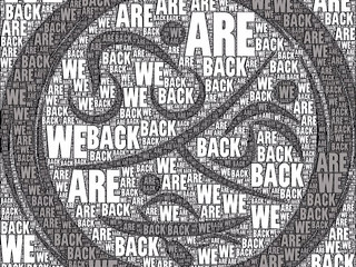 We Are Back!!