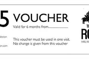 The Royal Oak Voucher £25