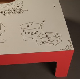 Inline Table (collaboration with Hadas Tadmor and Yuval Tal)