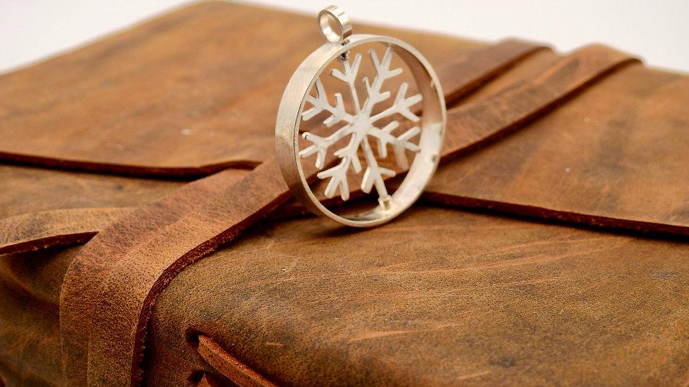 Sterling Silver Snowflake