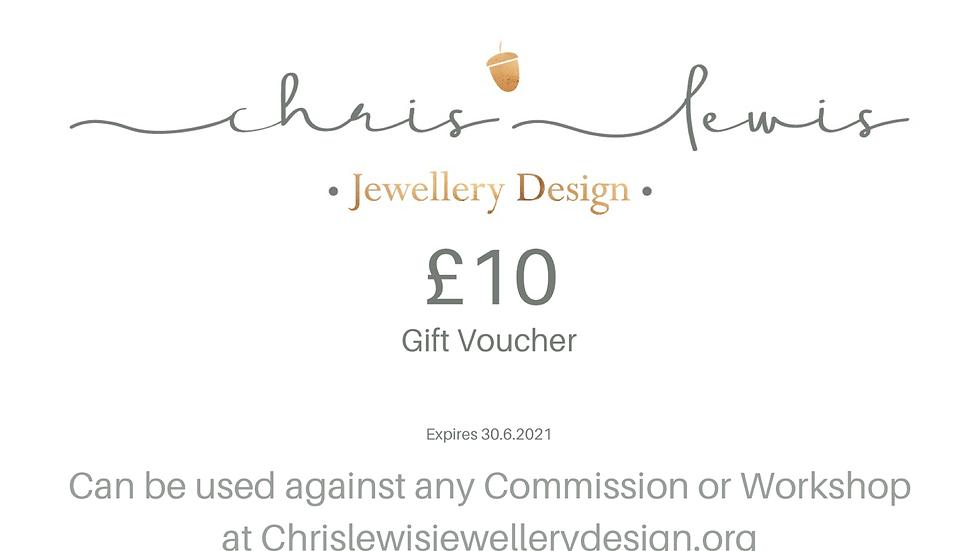 £10 Gift Voucher