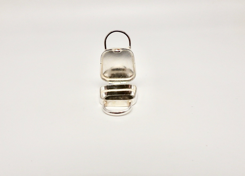 Sterling Silver Handbag/Purse