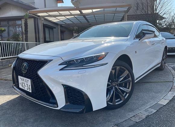 LS500 F Sports@Lexus 2018 33K