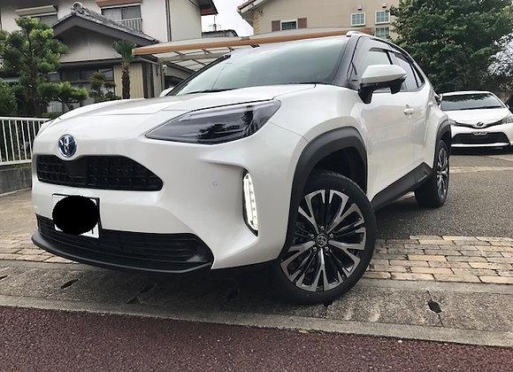 Yaris Cross Z@Toyota 2020 1K