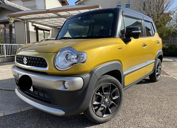 X Bee Hybrid MZ@Suzuki 2017 40K