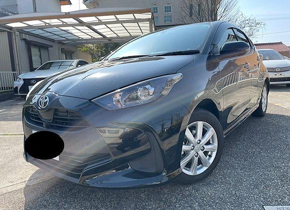 Yaris G@Toyota 2020 2K
