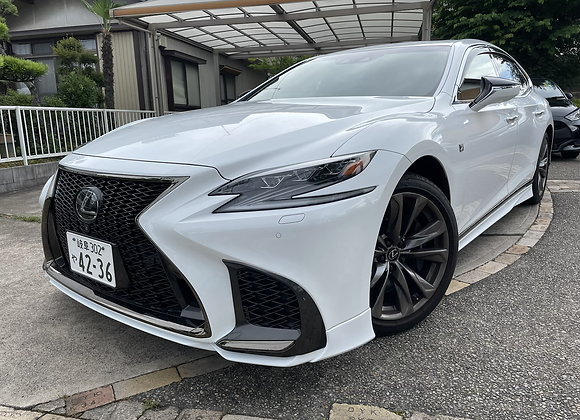 LS500 F Sports@Lexus 2018 35K