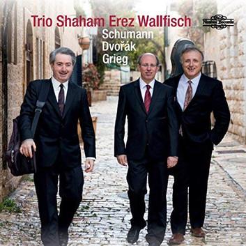 Schumann, Dvořák, Grieg