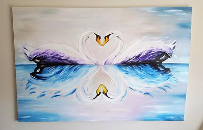 Swans Forever Love.jpg