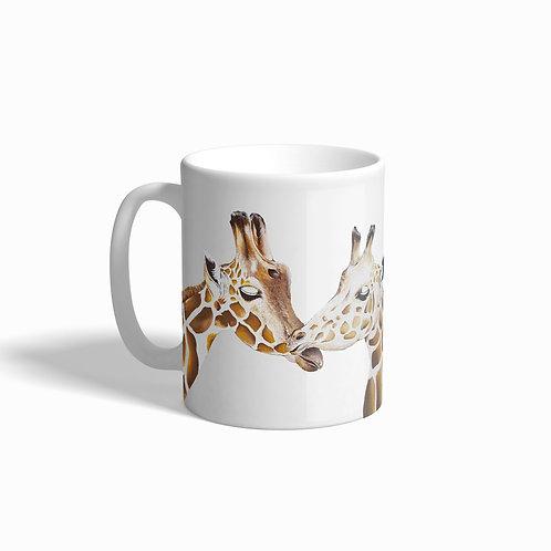 Giraffe Mug.