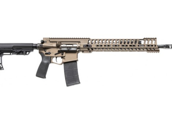 "POF-USA P-415 EDGE 5.56MM NATO 16.5"" 30RD M-LOK BURNT BRONZE"
