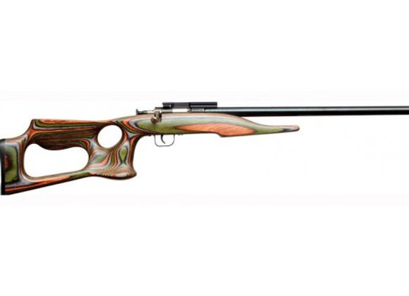 CHIPMUNK RIFLE BARRACUDA .22LR BLUED/CAMO LAMINATE