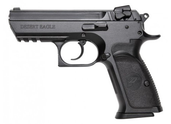 DESERT EAGLE BABY III .45ACP MIDSIZE 10RD BLACK W/RAIL