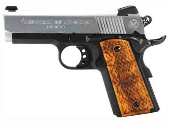 AMERICAN CLASSIC AMIGO OFFICER .45ACP DUO TONE 7-SHOT