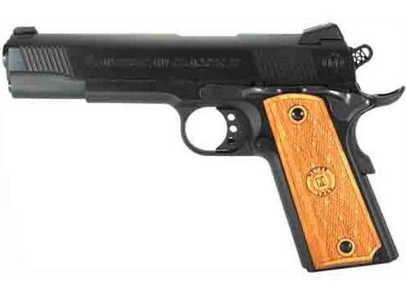 AMERICAN CLASSIC-II GOVT 1911 .45ACP FS BLACK WOOD 8-SHOT