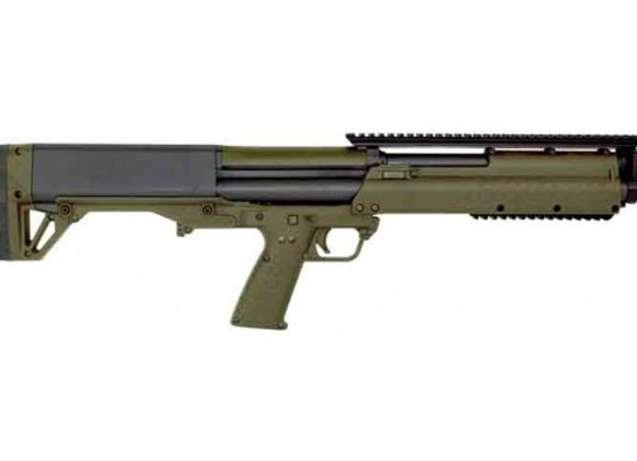 "KEL-TEC KSG SHOTGUN 12GA. 3"" 12-SHOT 18.5"" CYL OD GREEN/BLK"