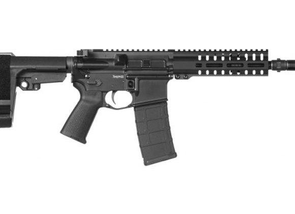 CMMG PISTOL BANSHEE 300 MK4 .300AAC 30RD GRAPHITE BLACK