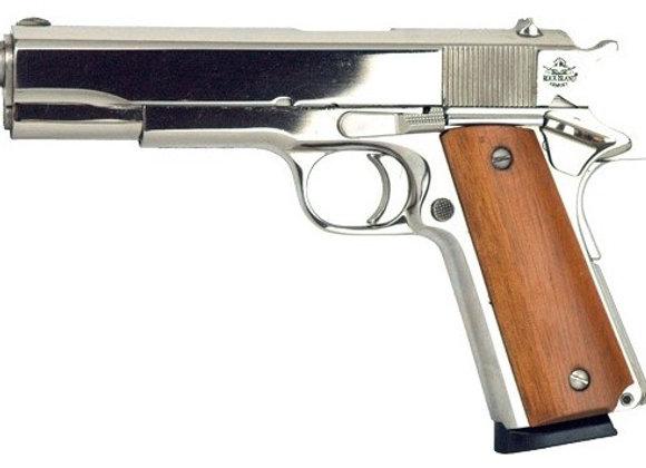 """ARMSCOR RI GI STANDARD FS .45ACP 5"""" FS 8RD NICKEL"""