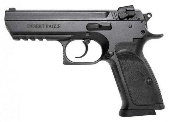 DESERT EAGLE BABY III 9MM FS 10-SHOT BLACK W/RAIL