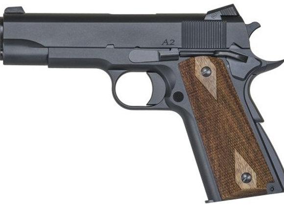 """CZ DAN WESSON A2 COMMANDER .45 ACP 4.25"""" 7-SHOT BLACK MATTE"""