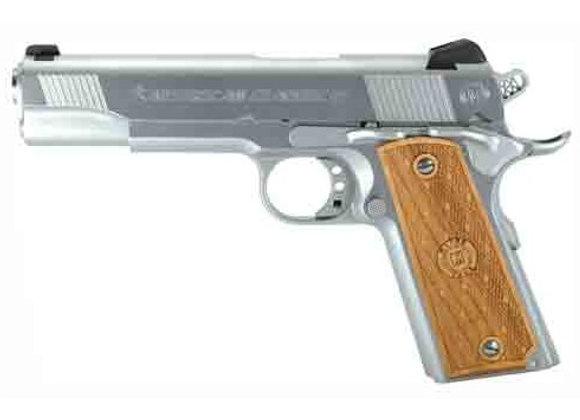 AMERICAN CLASSIC-II GOVT 1911 .45ACP FS HARD CHROME WOOD