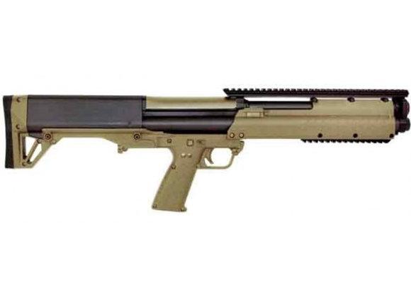 "KEL-TEC KSG SHOTGUN 12GA. 3"" 12-SHOT 18.5"" CYL. TAN/BLK"
