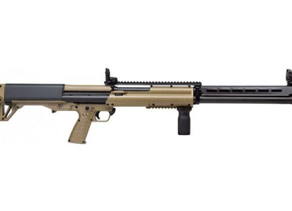 "KEL-TEC KSG-25 SHOTGUN 12GA. 3"" 25-SHOT 30.5"" CYLINDER TAN"