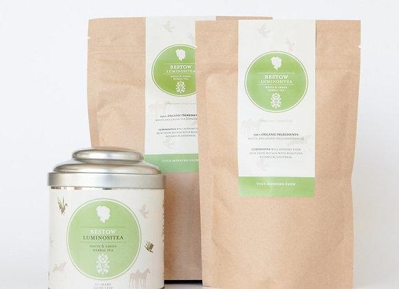 Bestow Luminositea Organic Herbal Tea