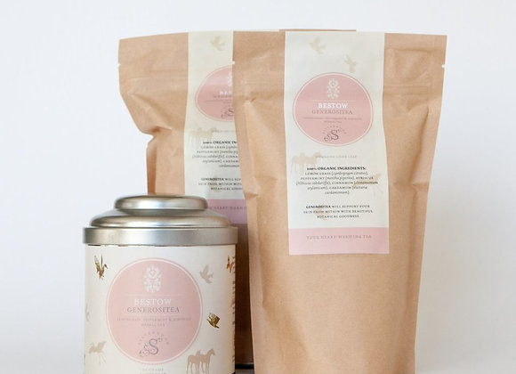 Bestow Generositea Organic Herbal Tea