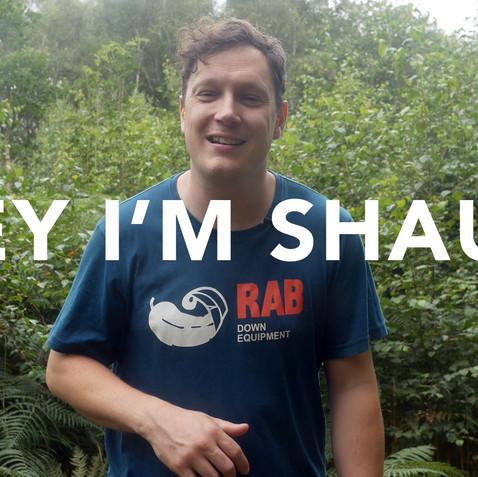 Hey, I'm Shaun!