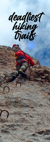 Deadliest Hiking Trails In The World
