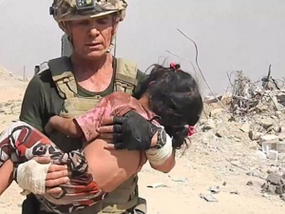 Caring for Orphans in War-Torn Places