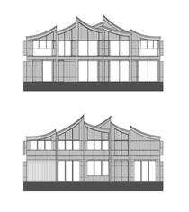 Building Facade - Open