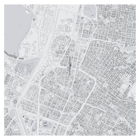 Urban Scale Site Mapping