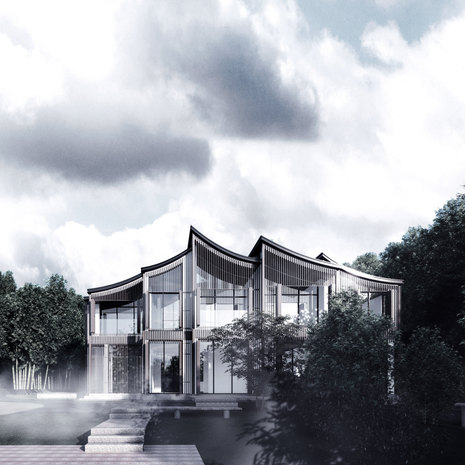 Donghe House Prototype