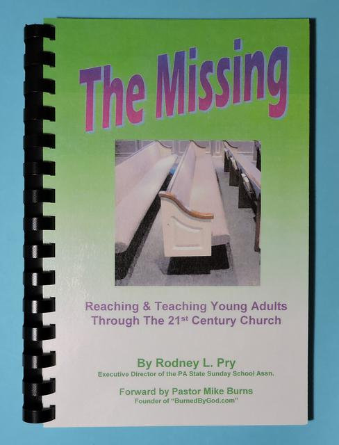 """The Missing"" Book"