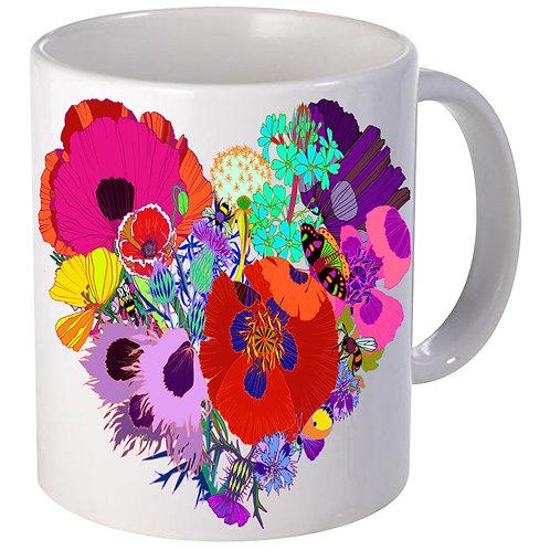 Flower Hart mug 3